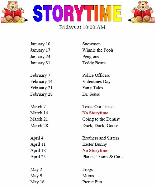 Storytime-Spring-2014